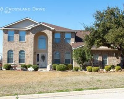 498 Crossland Dr, Killeen, TX 76543 4 Bedroom House