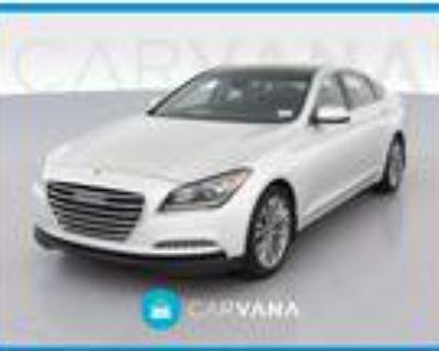 2016 Hyundai Genesis Silver, 35K miles