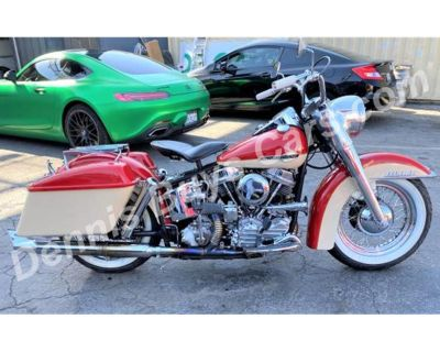 1964 Harley-Davidson Motorcycle