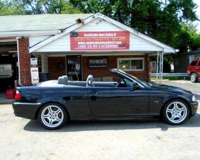 2002 BMW 3-Series 330Ci convertible
