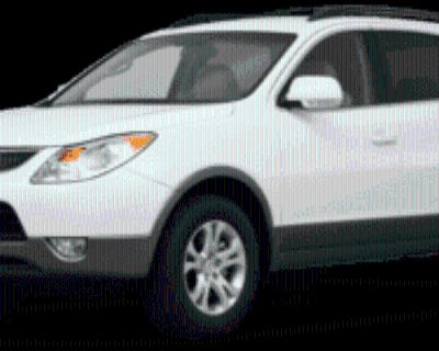 2009 Hyundai Veracruz GLS AWD