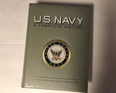 U.S. Navy A Complete History