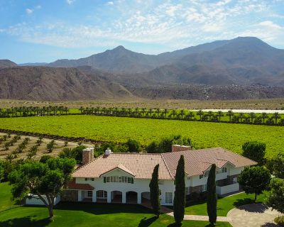 The Keck Estate 298 Acres with Date Orchard