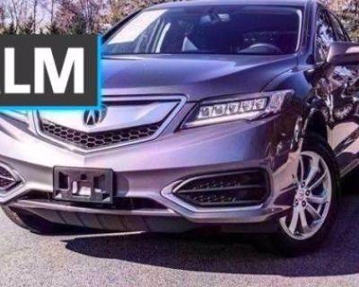 2018 Acura RDX AcuraWatch Plus