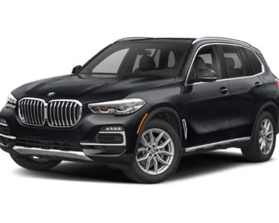 New 2021 BMW X5 xDrive40i AWD SUV