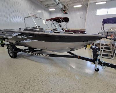 2021 Crestliner 1950 SPORT FISH WT Aluminum Fish Boats Kaukauna, WI