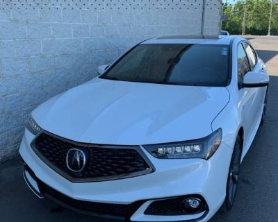 2020 Acura TLX A-Spec with Technology Package