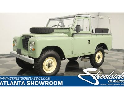 1980 Land Rover Series I
