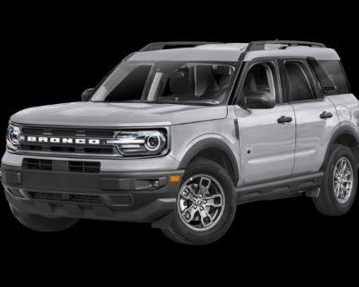 New 2021 Ford Bronco Sport Big Bend 4WD Sport Utility