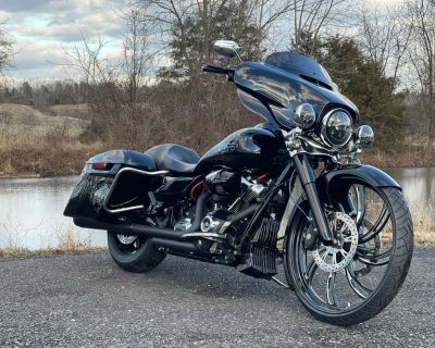 2018 Harley-Davidson Touring Electra Glide Ultra Classic