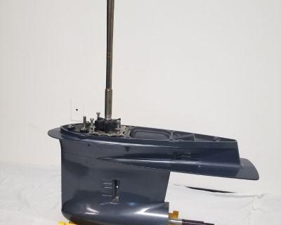 """New yamaha f175/f200 20"""" gearcase / lower unit - 6da-45300-00-8d"""