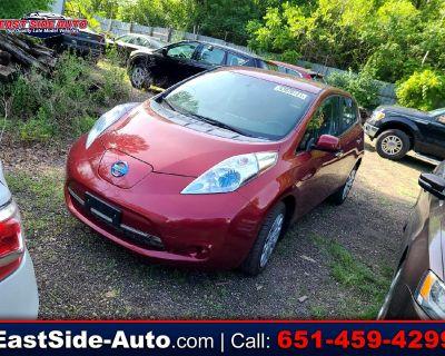 Used 2013 Nissan Leaf 4dr HB S