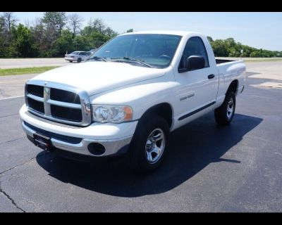 Used 2005 Dodge Ram 1500 ST Short Bed 4WD