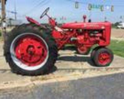1949 Farm All SUPER C TRACTOR
