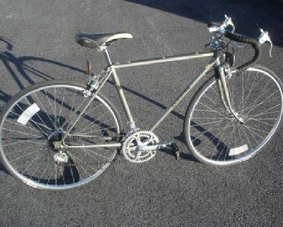 $180 Vintage road bikes, various sizes & prices