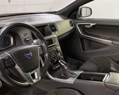 2015 Volvo S60 R-Design Platinum
