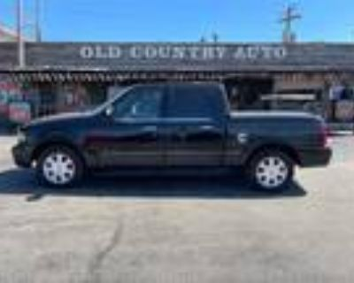 2002 Lincoln BLACKWOOD CREWCAB