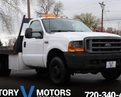 2001 Ford Super Duty F-350 Chassis Cab XL