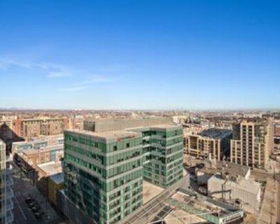 1750 Wewatta St #1731, Denver, CO 80202 2 Bedroom Condo