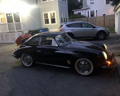 1964 Porsche 356c 1600sc