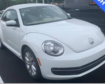 2015 Volkswagen Beetle TDI