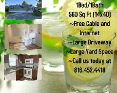 1260 U.S. 69 #104, Liberty, MO 64068 1 Bedroom Apartment