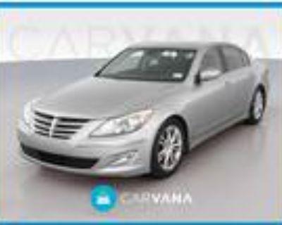 2013 Hyundai Genesis Silver, 46K miles