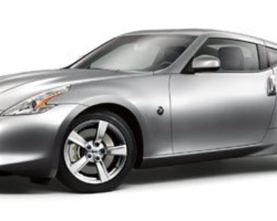 Pre-Owned 2012 Nissan 370Z Base RWD 2dr Car