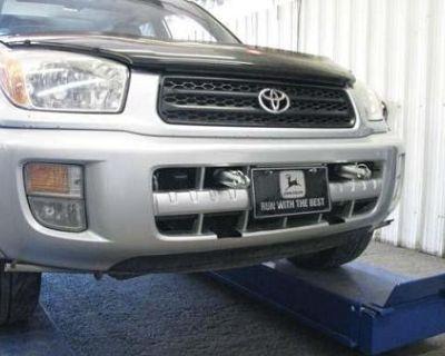 Blue Ox Bx3782 Base Plate For Toyota Rav 4 01-05