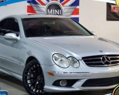 2009 Mercedes-Benz CLK CLK 550