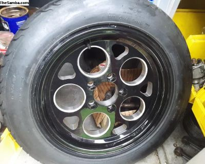 New DOT JEGS Drag Wheels & Tires