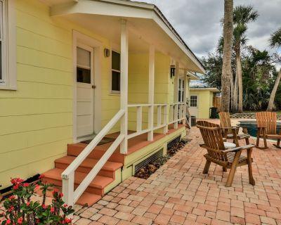 SPECIAL!!! Cozy Duplex near the Beach - New Smyrna Beach