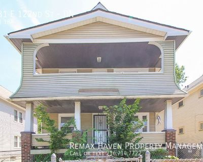 2781 E 122nd DN, Clevleand - 2 bed 1 bath DN unit of multi-family home