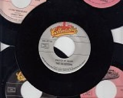 Collectables Records Set Of Five*Mint-45s !