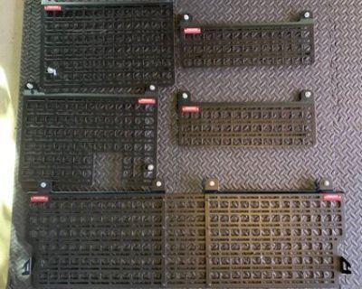 West Virginia - Molle panels, 1/2 rack, Swingbox, Tonneau cover