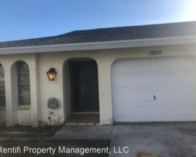 1260 Se 8th St, Cape Coral, FL 33990 3 Bedroom House