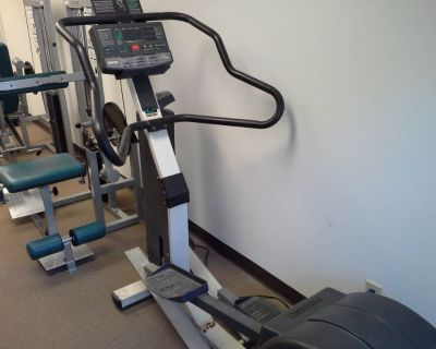 COMPLETE PRO GYM-PROFESSIONAL MACHINES $8450.00