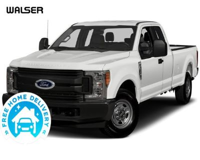 Pre-Owned 2017 Ford Super Duty F-250 SRW XLT 4X4 V8