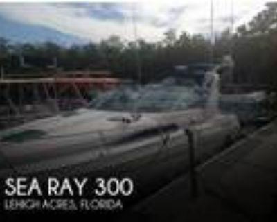 30 foot Sea Ray 300 Sundancer