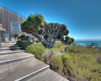 Breathtaking Ocean View Home on the South end of The Sea Ranch - Stewarts Point