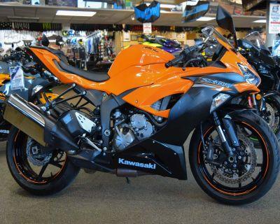 2020 Kawasaki Ninja ZX-6R Supersport Clearwater, FL