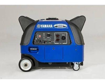 2012 Yamaha Inverter EF3000iS Generator Consumer Jasper, AL