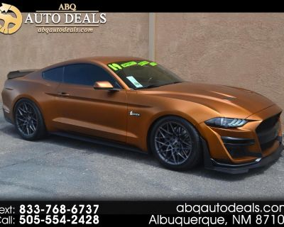 Used 2019 Ford Mustang GT Fastback