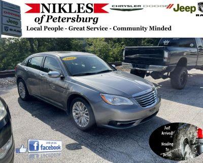 2011 Chrysler 200 4dr Sdn Limited