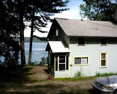 Twin Pines, Charming Cayuga Lakefront Cottage w/amazing views - Trumansburg