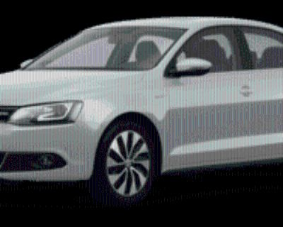 2013 Volkswagen Jetta Hybrid SEL