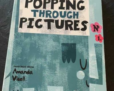 Popping Through Pictures by Amanda Visell
