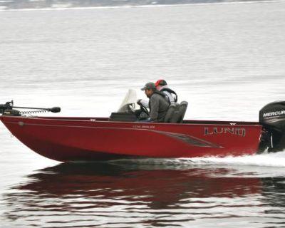 2022 Lund 1650 Angler SS