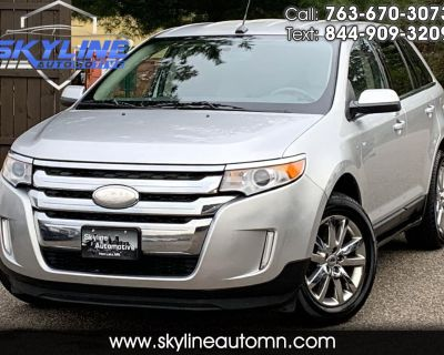 Used 2013 Ford Edge Limited FWD