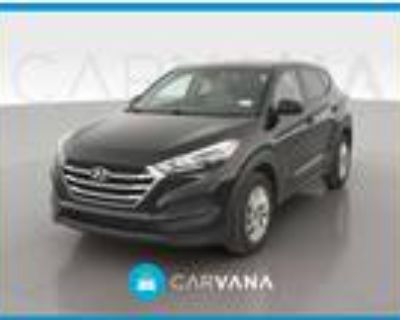 2018 Hyundai Tucson Black, 45K miles